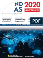 Grand Atlas 2020 - Collectif