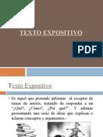 texto-expositivo grado sexto