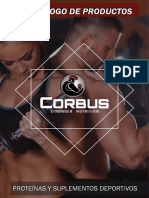 CATALOGO CORBUS con precio 2020