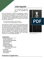 Extraction liquide-liquide — Wikipédia