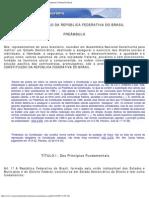 Constituição comentada STF