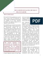 EL COVID-19, RESPUESTA DEL MUNDO Y DEL ECUADOR.pdf