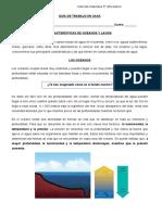 CIENCIAS-5° oceanos y lagos