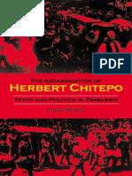 The Assassination of Herbert Chitepo Texts and Politics in Zimbabwe ( PDFDrive.com )