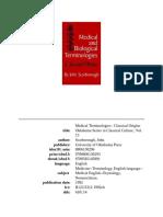 Medical and biological terminologies classical origins ( PDFDrive.com )