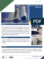 FICHA TÉCNICA REVESTIMENTO DE FACHADA - VERSÃO 002