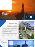 Oil and Gas - Villares
