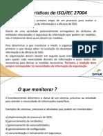 ISO IEC 27004 - Características_e_Tipos