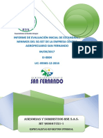 Evaluacion Inicial AGROPECUARIA