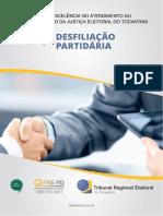 6 - Modelagem do processo Prover Desfiliacao Partidaria
