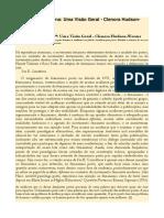 Clenora Hudson - mulherismo africana