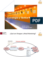 Estrategia y Táctica Retail. Sashka Krtolica