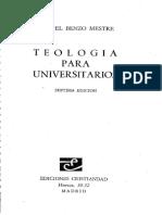 Benzo-Teologia para universitarios.pdf
