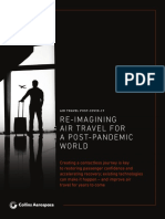 Re-imagining Air Travel for a Post-pandemic World