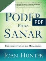 Poder para Sanar - JOAN HUNTER