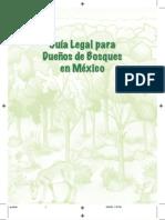 Guía Forestal