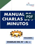 charlas 5 minutos - volumen 3