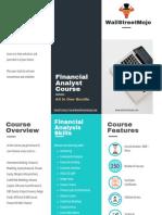 Finance Analyst- Finance All in One Bundle