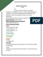 PLANIFICACIÓN N°6 JÓVENES Y ADULTOS