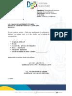 Oficios para el tramite de licencias a la Subjefatura de Asuntos Jurìdicos y Laborales.-1