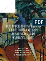 Jeanne Dubino, Ziba Rashidian, Andrew Smyth (eds.) - Representing the Modern Animal in Culture-Palgrave Macmillan US (2014)