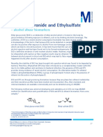 0003_Small Molecule Bioanalysis_Ethyl Glucuronide and Ethylsulfate in Urine_MM