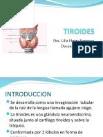TIROIDES [Autoguardado]