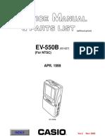 EV550B