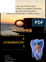 regenerative endodontics part 2