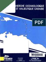 Observations Realises Sur La Biologie Et La Peche Du Gros Yeux Etelis Oculatus Val Aux Petities Antilles