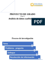 Curso Métodos de Investigación I (Clase 12)
