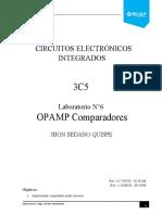 Lab06 OPAMP Comparador