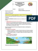 Naturales 2° Bioticos y Abioticos