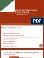Elaboração de Documentos Psicológicos 1.pdf