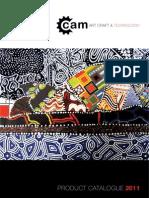 Camartech Product Catalogue 2011