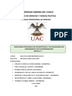 ESCRITO DE EXCEPCION DE INCOMPETENCIA Y DE INCAPACIDAD DEL DEMANDANTE