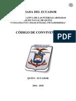 CODIGO DE CONVIVENCIA 2016-2018 V.3