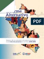 CHS VII Informe Alternativo Final 2020