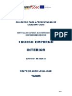 +CO3SO - Emprego Interior - TAGUS