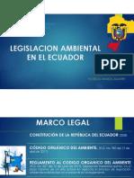 LEGISLACION+AMBIENTAL+ECUADOR