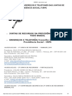 JUNTA DE RECURSOS INSS