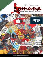 La Comuna. Revista de teoría revolucionaria y análisis marxista del blog Comunistas. N° 1, junio, 2020