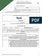 HOJA 1 - INVIMA - DESFLURANO - SUPRANE