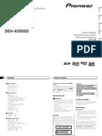 operating manual (deh-8350sd)- eng - esp - por.pdf