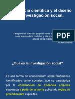 La inferencia científica y el diseño de la investigación social
