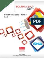 Apostila Solidworks Nível I 2017 Presencial