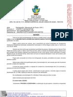 DECISÃO REINTEGRAÇÃO DE POSSE LOTEAMENTO ESMERALDA