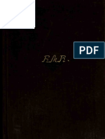 Rainer Maria Rilke, Marie von Thurn und Taxis - Briefwechsel