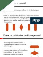 Fluxograma e Organograma