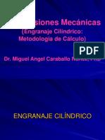 CV No. 8- Transm. Mec. (Eng. Cil.- Metodol. Cál.)